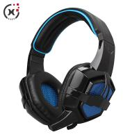 Quality Top Selling Sunrise F27 OEM Wired PC Headset Headphone with Noise Cancelling/Mic for PS4/ Game/Xbox/TV/Computer for sale
