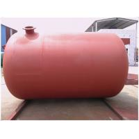 Quality Customized Pressure Underground Oil Storage Tanks , Underground Petroleum Storage Tanks for sale