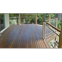 Quality Exterior vertical inox railing stainless steel rod railing design for terrace for sale