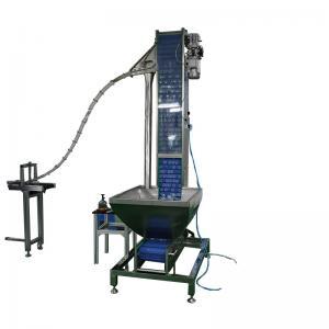 China automatic plastic cap elevator/cap conveyor machine for sale on sale