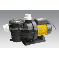 Quality SMP Series Swimming Pool Circulation Pump , 2 Speed Pool Pump With GS Certification for sale