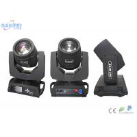 Quality Beam Wash Spot Moving Head Light 280Watt 0 - 100% Linear Dimming for sale