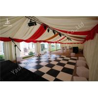 Quality Outdoor Dinner Style Wedding Tents Marquee Luxury Decoration for Parties for sale