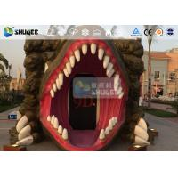 Quality 7D Cinema Movie Dinosaur Box , 7D Movie Theater With Specail Design for sale