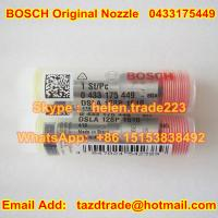 Quality BOSCH original NOZZLE 0433175449 ,0 433 175 449 , DSLA128P1510 , DSLA 128P 1510,0445120059 for sale