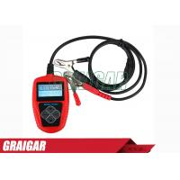 Quality 12v Vehicle Diagnostic Tools Auto Battery Tester BA101 With Multi Language for sale