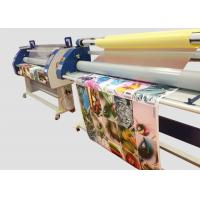 Quality Single Side Large Format Cold Roll Laminator Machine For Advertising , High Efficiency for sale
