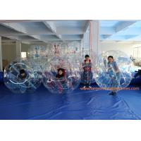Buy cheap ASTM  1.5m Inflatable Bumper Ball Battle Football With Red Ropes from wholesalers