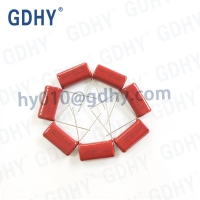 Quality Polyester Film CL21 Capacitor 0.68UF 684J630V P20MM for sale