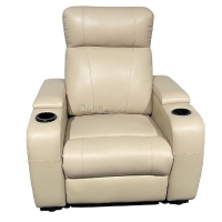 Buy cheap Modern Genuine Leather Cinema VIP Sofa Luxury Home Theater Chair from wholesalers