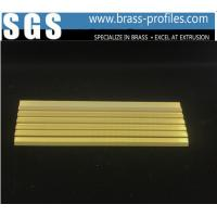 Buy cheap Hot Sales 9ft Straight Copper Alloy Footgrip for Stair Usage Brass Footgrip from wholesalers