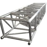 Quality Non Rust Burliness Aluminum Square Truss SN 750mm * 530mm * 3M For Activities for sale