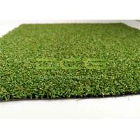 Quality Monofilament Yarn Artificial Lawn Grass For Golf Field With PP + Net Backing for sale