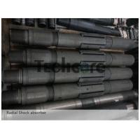 AISI Alloy Steel Oil Drilling Tools Radial Shock Absorber 1170mm Length