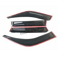 China 3M Tape Installation Car Window Visors For Toyota Landcruiser 80 LC80 on sale