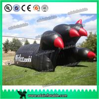 Quality Inflatable Bearcat's Paw Tunnel For Exhibition for sale
