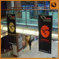 Quality Hanging banners,flags & banners, hanging banners,street banners,inddoor or outdooradvertising banner for sale