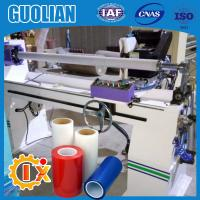 GL-705 Pvc electrical tape cutting machinery for sale