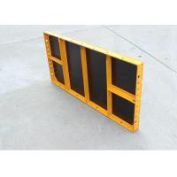 Quality High Strength Steel Formwork System , Light Panel Steel Formwork For Concrete for sale