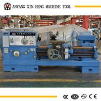 Quality Max.travel of cross slide 500mm high stability conventional lathe machine for sales for sale