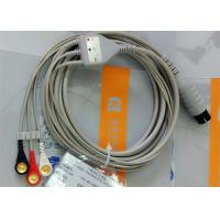 Compatible BIONET 6 Pin ECG Patient Cable For Hospital Medical Equipment for sale