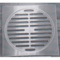 Quality Export Europe America Stainless Steel Floor Drain Cover12 With Square(150.8mm*150.8mm*3mm) for sale