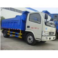 Quality dongfeng 3-5ton garbage dump truck for sales for sale