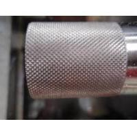 Quality Grain Pattern Metal Embossing Roller For Engrave Pattern , Stainless Steel Roller for sale