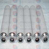 Quality Micro filter disc/Micro filters/ micro holes filters/micro filter tubes SS316 for sale