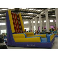 Quality Hot sale inflatable velcro wall interesting inflatable stick wall for sale inflatable single stick wall for sale