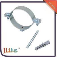 Quality High Performance Durable Large Pipe Clamps , Stand Off Pipe Clips Free Sample for sale