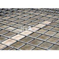 Buy cheap Thread Bar Steel Reinforcing Wire Mesh Welded 200 X 200 Mm For Tunnel Building from wholesalers