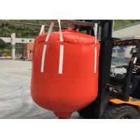 Quality 1 Ton - 2.5 Ton PVC Recycled Big Bag Cone Bottom / Flat Bottom With Spout for sale