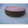 40mm/50mm Beautiful Color jacquard Cotton belt webbing for sale