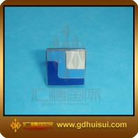 Quality brass square aigner cufflink for sale