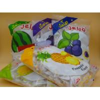 Buy Pineapple Flavor Original Fresh Soft Milk Candy With Fruit Jelly Red Color at wholesale prices