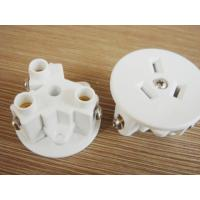 Quality Australia Round Electric Power Sockets , Grounding 3 Prong Power Wall Outlet for sale