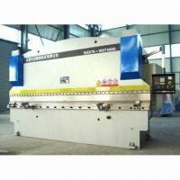 Quality CNC Hydraulic Press Brake with E20 System for sale