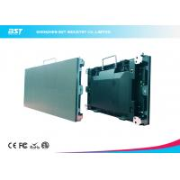 Quality P2.5 indoor advertising LED Display, HD Flexible LED Video Display 480 x 480mm Cabinet Size for sale