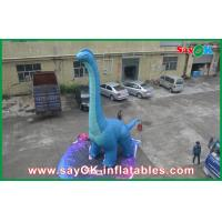 Quality Fire Proof Inflatable Dragon Toy Dinosaur Oxford Cloth With CE / UL Blower for sale