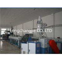 Quality PE / LDPE / HDPE Plastic Extrusion Line PLC With Large Diameter for sale