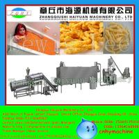 Quality Jinan Nik naks Kurkure Cheetos Snacks Making Machine with CE Certification for sale