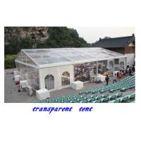 15x40m 600 People Transparent Canopy Tent for Sale,clear span tent for sale
