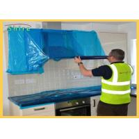 Temporary Protective Film For Kitchen Wall Clear Adhesive Surface Protection Film for sale