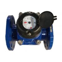 Flange Port Industrial Water Meter Positive Displacement DN50 Dry Dial