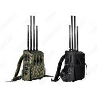 China IED Bomb Jammer Manpack RF Signal Jammers Multi-band Transportable System for sale