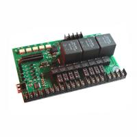 Buy cheap Making printed circuit boards SMT PCB Board Assembly Through hole board from wholesalers