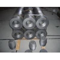Quality good thermal shock resistance Nominal Diameter 81 mm graphite electrodes with nipples with 1600mm length for sale