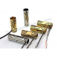 China High Electrical Resistance Brass Tube Coil Heaters For Injection Mould on sale
