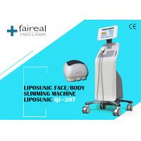 Quality Fat Freezing Vacuum Cavitation HIFU Machine Effective For Cellulite Removal for sale
